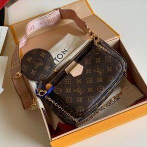 👜Louis Vuitton👜 NWT LV Multi Pochette Accessoires crossbody bag